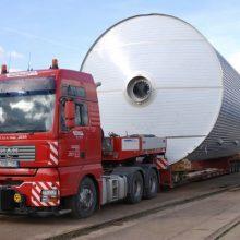 Перевозки негабаритных грузов по Казахстану и СНГ